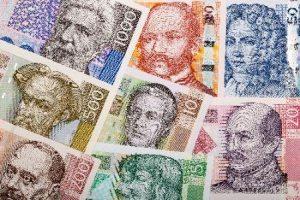 Sok helyen beszerezhető Horvátország pénzneme